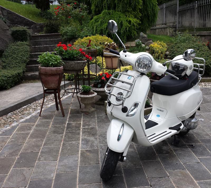 E'primavera...voglia di moto!!! di Sandysandy
