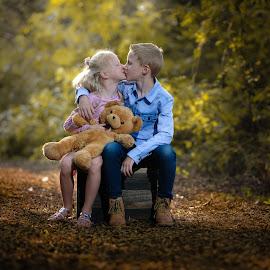True Love by Pierre Vee - Babies & Children Child Portraits