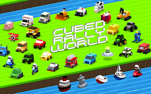 Cubed Rally World- screenshot thumbnail