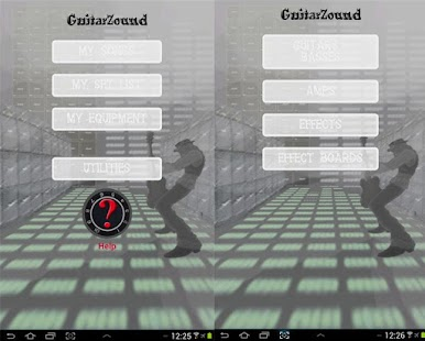 Guitar Zound - set list -TRIAL- screenshot thumbnail