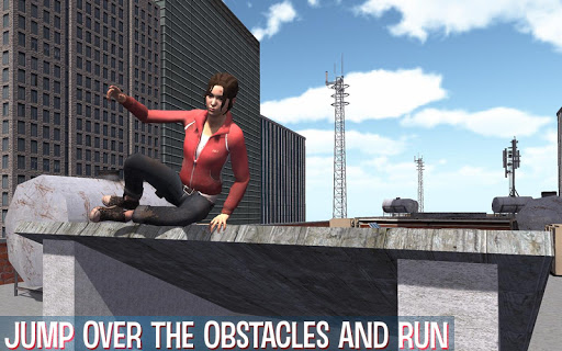 Real Parkour Stunts Simulator 1.2 screenshots 6