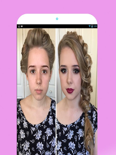 Face Makeup Pictures 1.7 screenshots 2