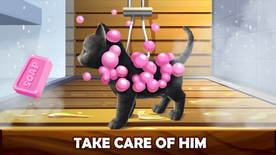 Daily Kitten : virtual cat pet 3.4 Mod APK Updated Android 3
