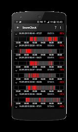 SnoreClock - Do you snore? Screenshot 2