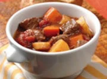 Donna's Best Beef Stew