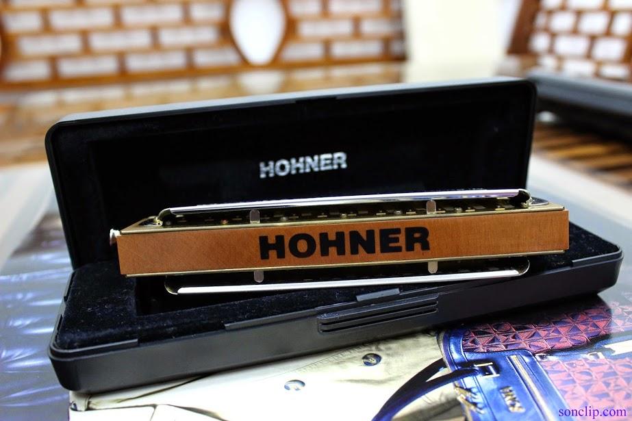 Kèn Harmonica - Hohner Chromonica 270 Deluxe