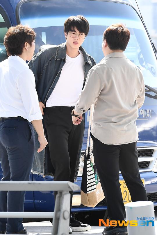 bts jin 2019 5