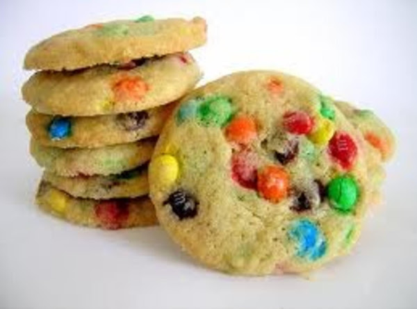 M&m Cookies Recipe