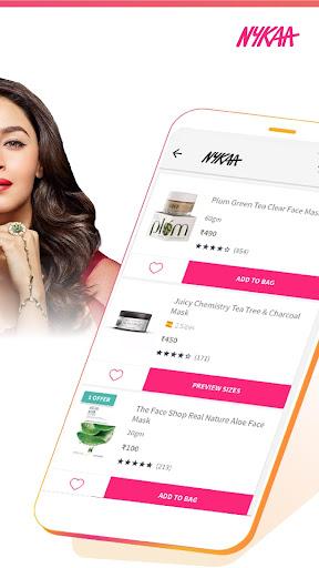 Nykaa screenshot 5