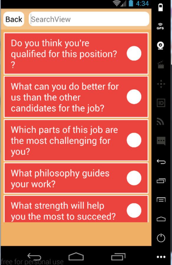INTERVIEW QUESTION AND ANSWERS- screenshot