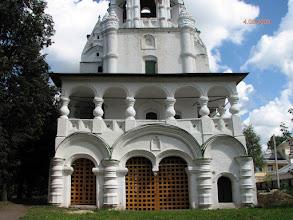 Photo: Ярославль. Колокольня церкви Рождества Христова