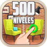 Encuentra las Diferencias 500 niveles