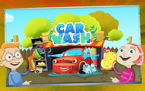 Kids Car Wash Salon 2