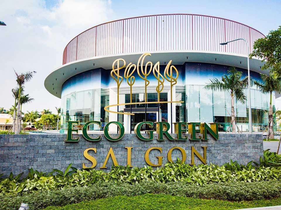 Giới thiệu dự án Eco Green Sài Gòn