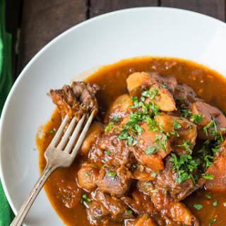 Kate's Irish Stew