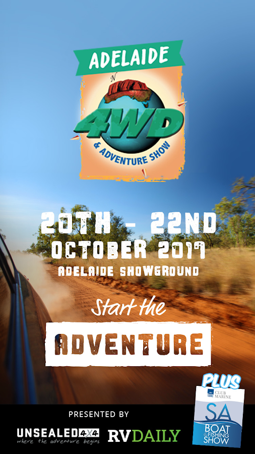 Adelaide 4WD & Adventure Show- screenshot