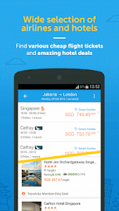 Traveloka Book Flight & Hotel screenshot 5