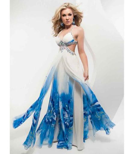 美しいドレスのデザインのアイデア