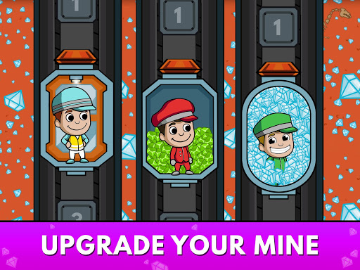 Idle Miner Tycoon: Mine & Money Clicker Management 3.02.0 screenshots 9