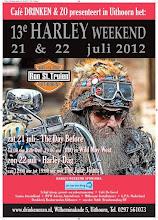 Photo: Harley Weekend UIthoorn 2012
