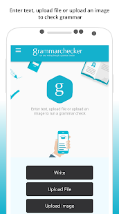 English Grammar Spell Check - Auto Correct Screenshot