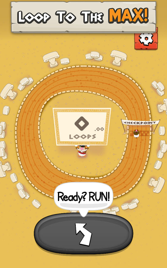 Hamsterscape: The Loop- screenshot
