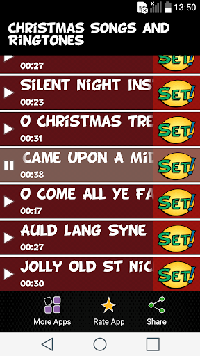 christmas songs and ringtones - Christmas Ringtones Android