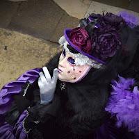 Maschera veneziana  di