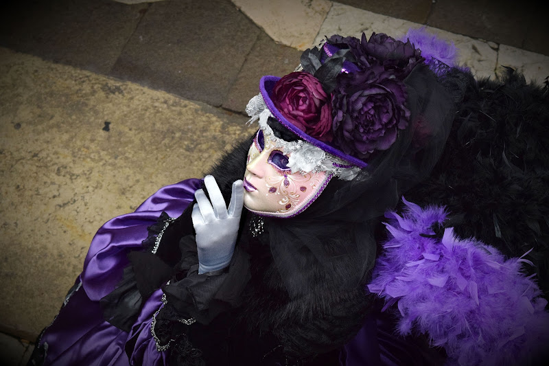 Maschera veneziana  di alidabrivio