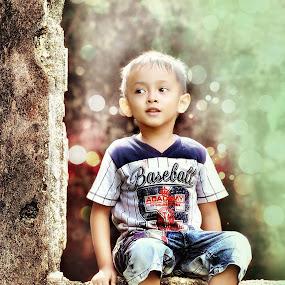 little star by Gie Nations - Babies & Children Children Candids