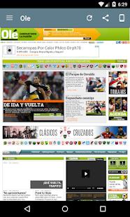 Argentina Periódicos- screenshot thumbnail
