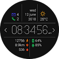 Primary Watch Face APK