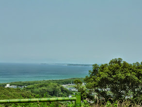Photo: Beautiful mountain and ocean in my hometown Fukuoka; a view from Chinkokuji Temple (http://www.tripadvisor.com/Attraction_Review-g1022381-d1423869-Reviews-Chinkokuji_Temple-Munakata_Fukuoka_Prefecture_Kyushu_Okinawa.html), Munakata, located at about 25km off central Fukuoka. 5th July updated (日本語はこちら) -http://jp.asksiddhi.in/daily_detail.php?id=594