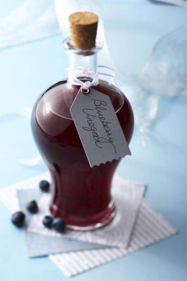 Blueberry  Vinegar Recipe