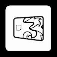 Wertkarte icon