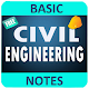 Basic Civil Engineering Notes 2020 Download for PC Windows 10/8/7