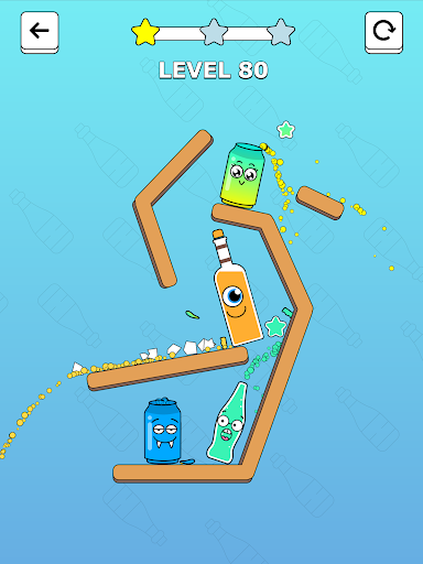 Bottle Up & Pop! - screenshot