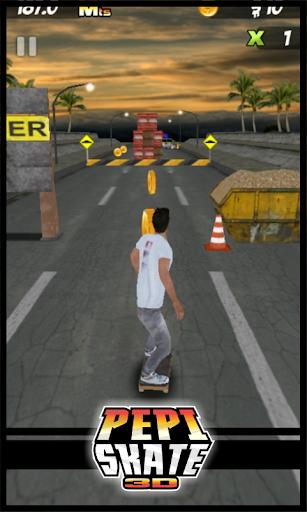 PEPI Skate 3D screenshot 12