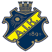 AIK Fotboll matchprogram
