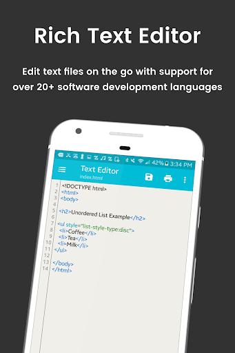 File Explorer Root Browser 3.5.10.0 Screenshots 6