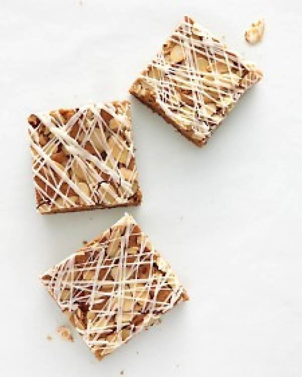 Chewy Irish Coffee Blondies