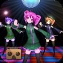 VR Anime Girls Dancing icon
