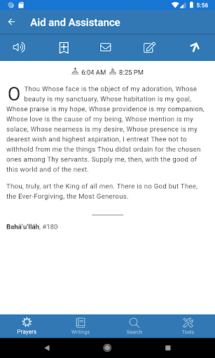 Baha'i Prayers and Writings ss3