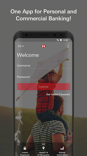 HSBC Turkiye App Report on Mobile Action - App Store Optimization