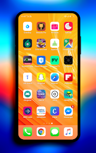 IOS12 - Icon Pack 5 0 (Patched) APK for Android