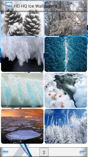 HQ高清壁紙冰