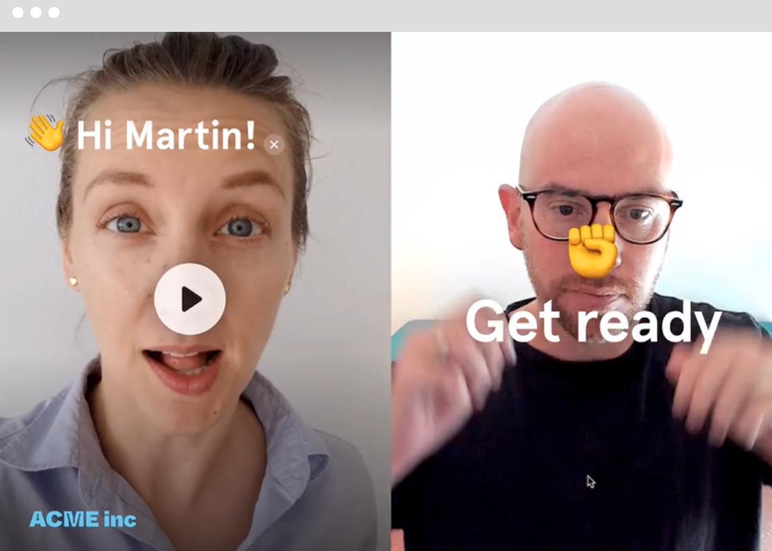 Video Ask Demo Marketing Tool