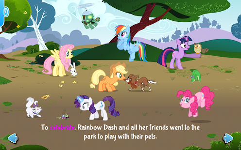 My Little Pony: Best Pet- screenshot thumbnail