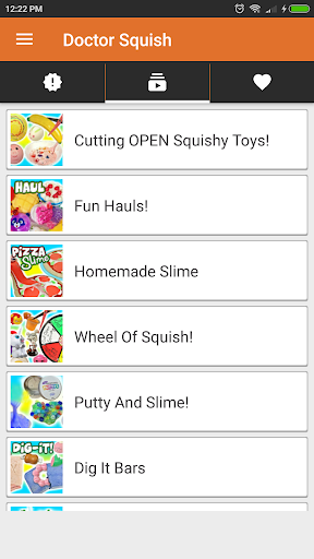 Doctor Squish (Squishy Toys) Videos app (apk) free download