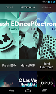SpotLight Custom Spotify Music- screenshot thumbnail